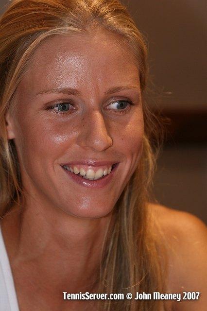 Tennis - Elena Demintieva