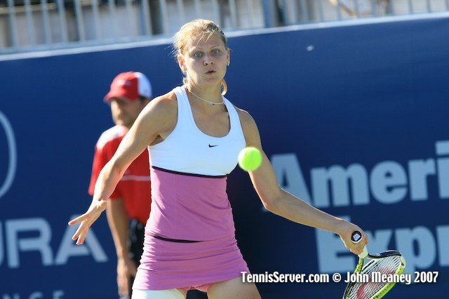 Tennis - Lucie Safarova - Lindsay Davenport