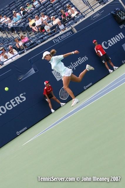 Tennis - Emmanuelle Gagliardi