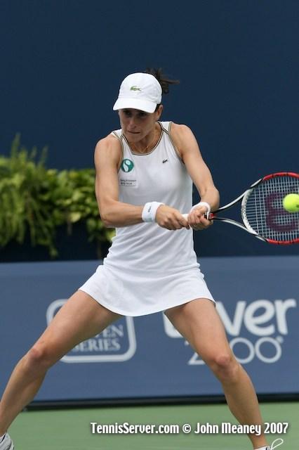 Tennis - Nathalie Dechy