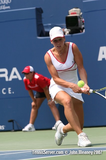 Tennis - Stéphanie Dubois