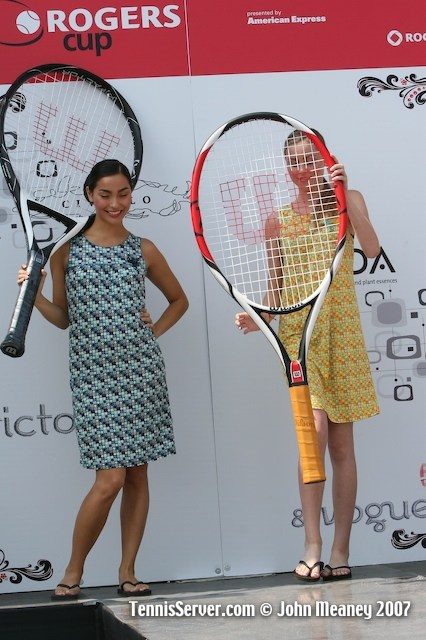 Tennis - Tennis Fashion Show