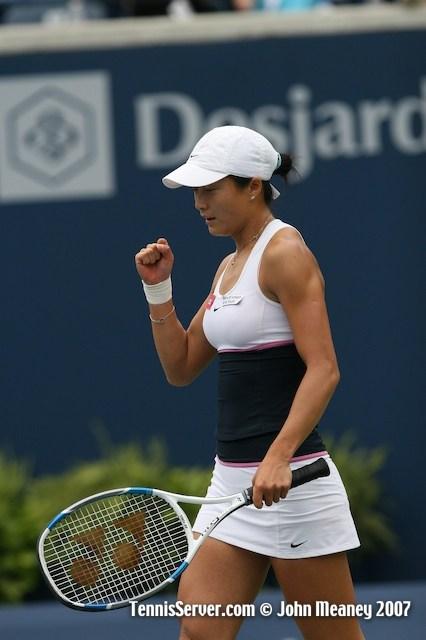 Tennis - Yan Zi
