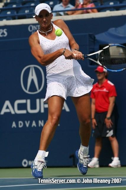 Tennis - Tatiana Golovin