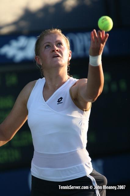 Tennis - Tatiana Poutchek