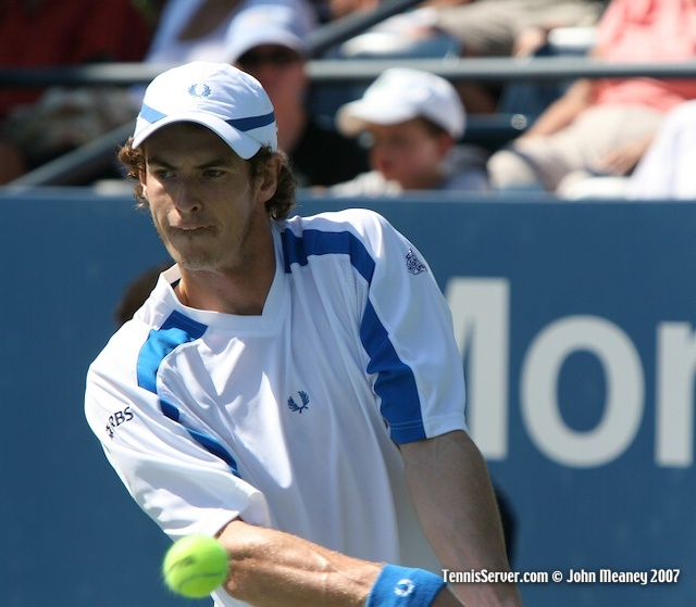 Tennis - Andy Murray
