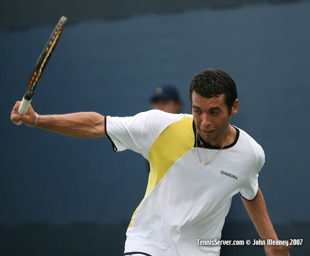 Tennis - Albert Montanes