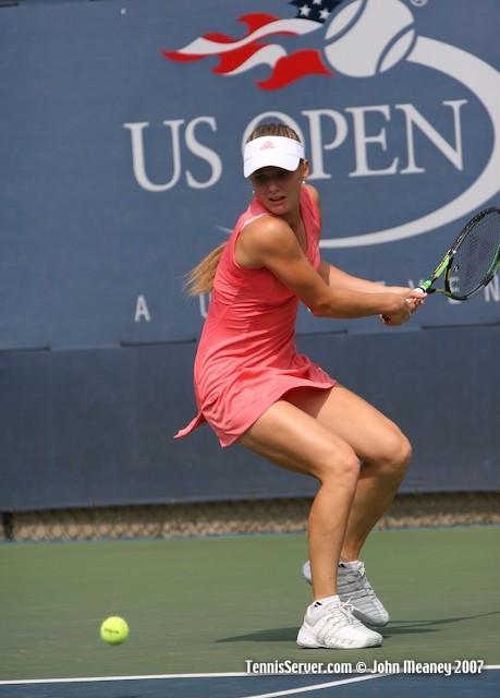 Tennis - Anna Chakvetadze