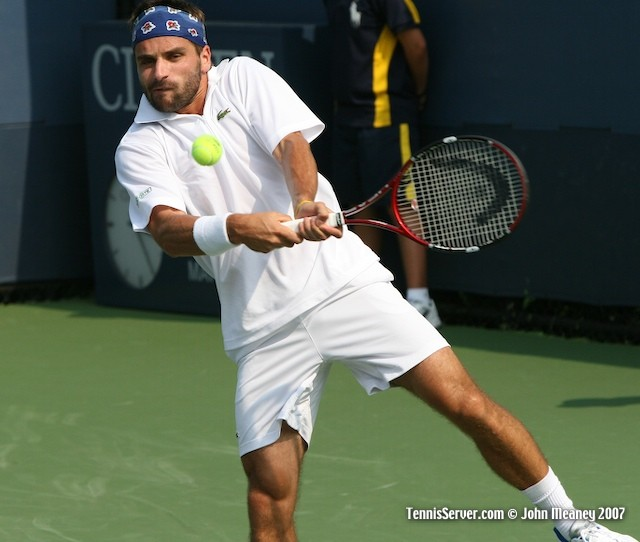 Tennis - Arnaud Clement