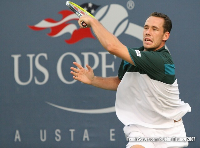 Tennis - Michael Llodra