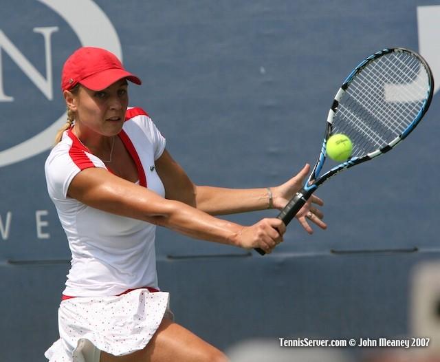 Tennis - Severine Bremond