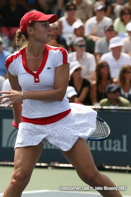 Tennis - Severine Bremond