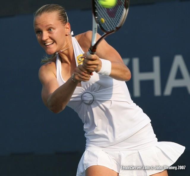 Tennis - Agnes Szavay