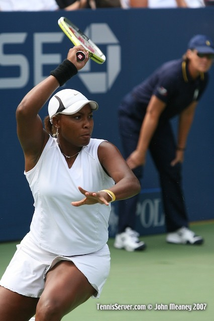 Tennis - Ahsha Rolle
