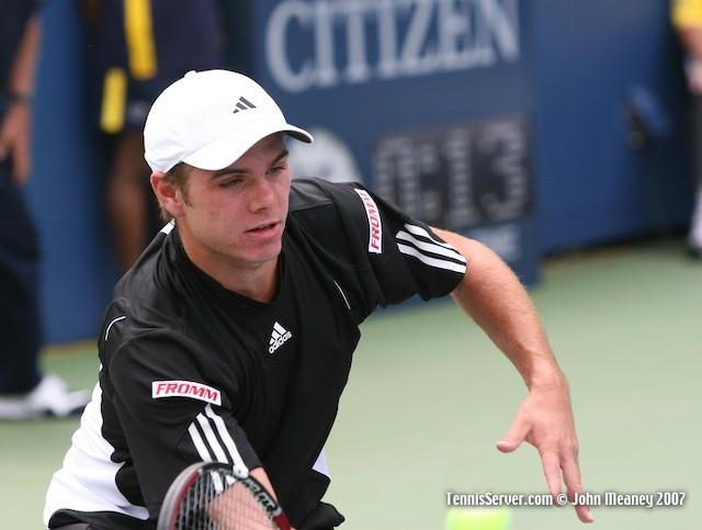 Tennis - Stanislas Wawrinka