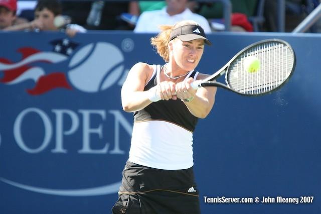 Tennis - Martina Hingis