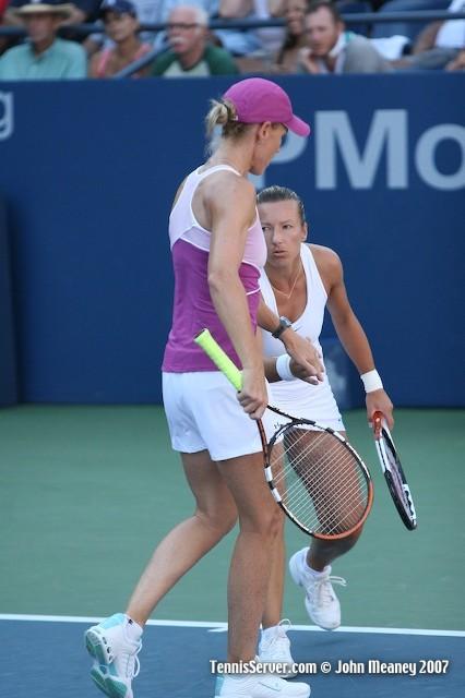 Tennis - Rennae Stubbs - Kveta Peschke