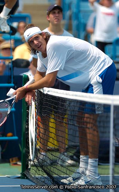 Tennis - Juan Del Potro