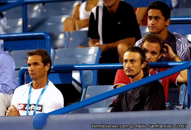Tennis - Juan Carlos Ferrero - Nicolas Almagro