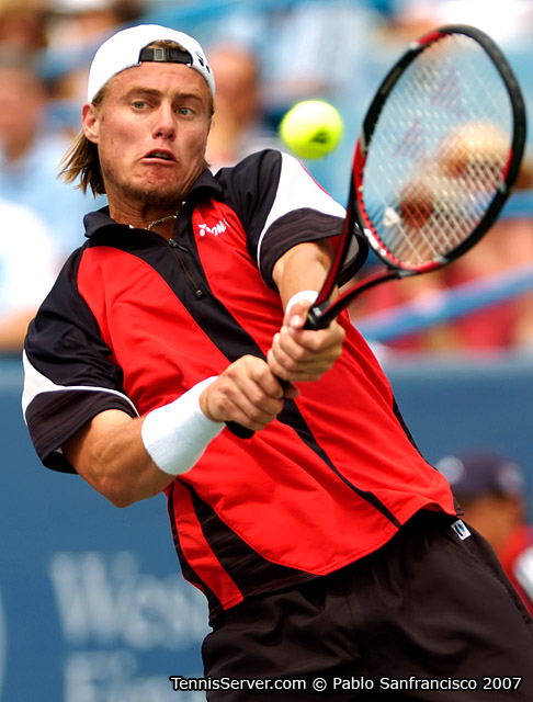 Tennis - Lleyton Hewitt