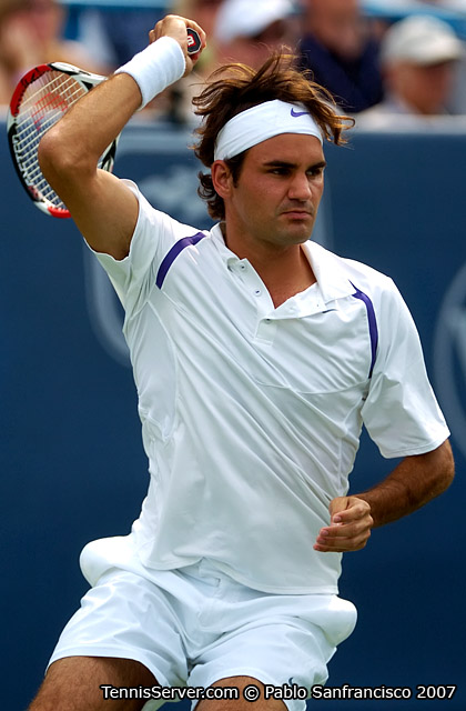 Tennis - Roger Federer