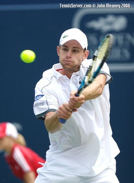 Andy Roddick at 2008 Rogers Cup