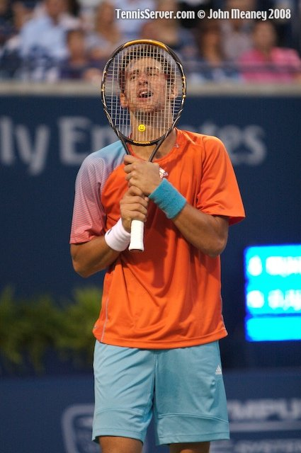Novak Djokovic at 2008 Rogers Cup