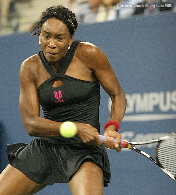 Venus Williams at US Open 2008