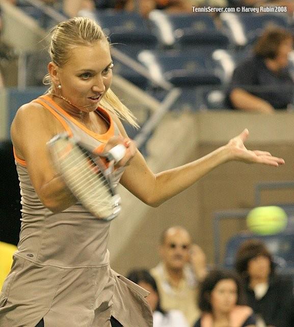 Tennis - Elena Vesnina