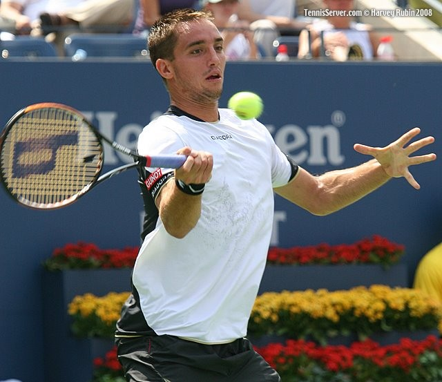 Viktor Troicki at US Open 2008