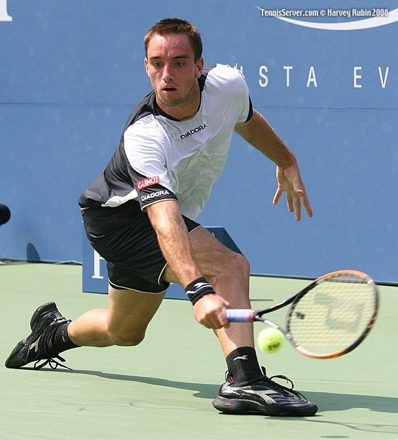 Tennis - Viktor Triocki