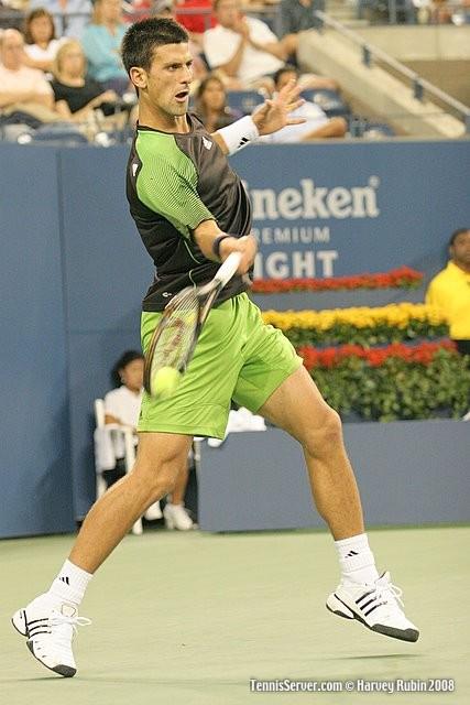 Tennis - Novak Djokovic