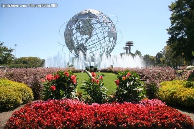 Tennis - US Open Grounds