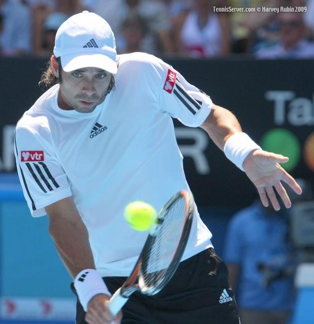 Tennis - Fernando Gonzalez
