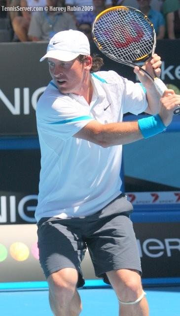 Tennis - Andrei Pavel