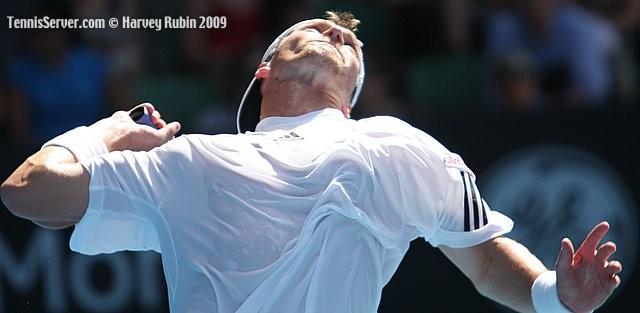 Tennis - Evgeny Korolev