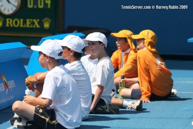 Tennis - Australian Open Ballkids