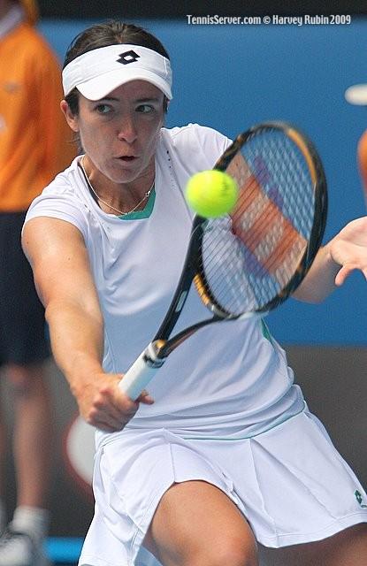Tennis - Alberta Brianti