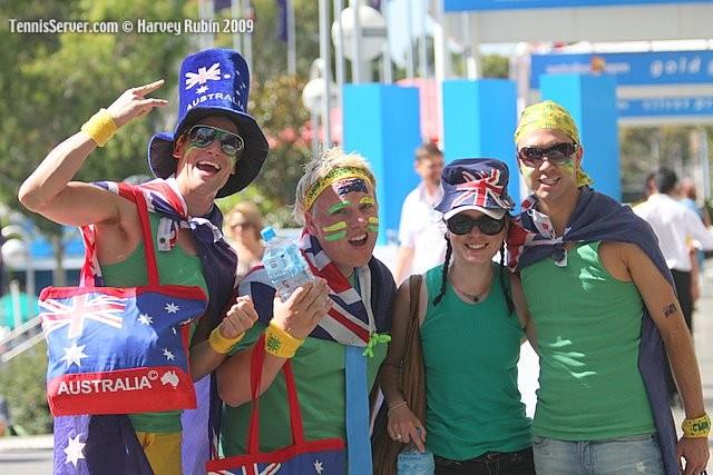 Tennis - Australian Open