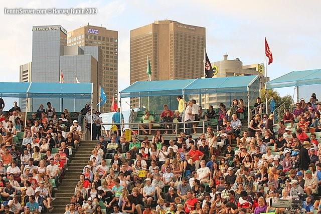Tennis - Australian Open Fans
