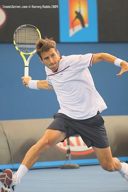 Tennis - Sebastien De Chaunac