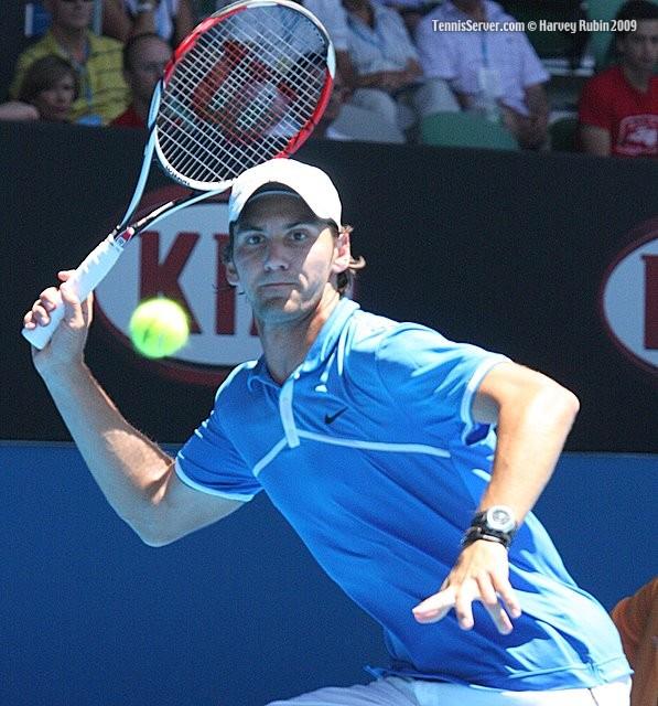 Tennis - Amer Delic