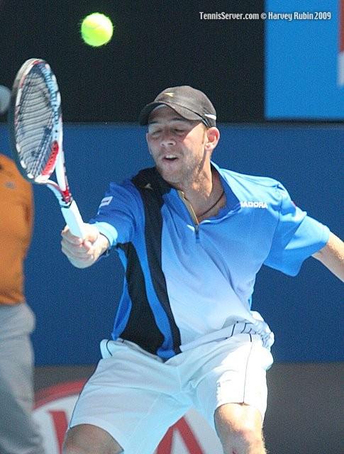 Tennis - Dudi Sela