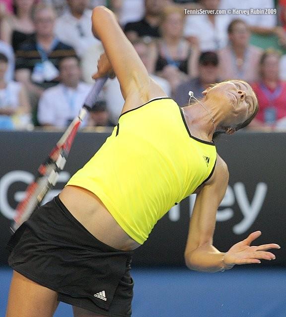 Tennis - Darina Safina