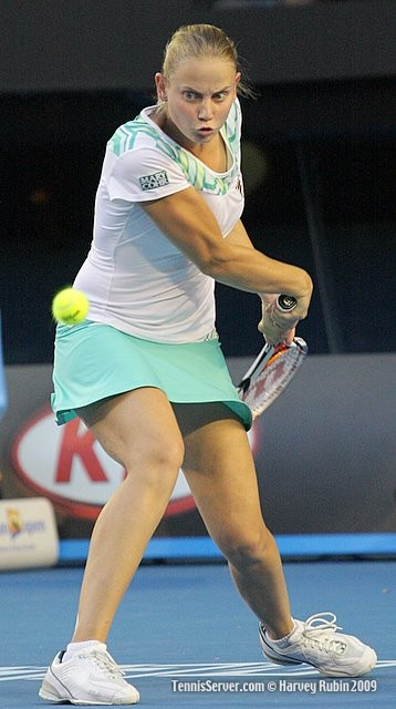 Tennis - Jelena Dokic