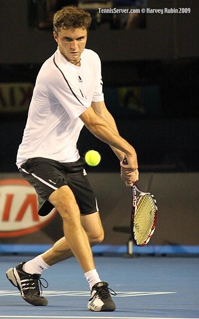 Tennis - Gilles Simon