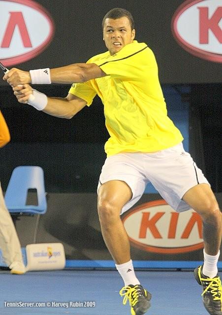 Tennis - Jo-Wilfried Tsonga