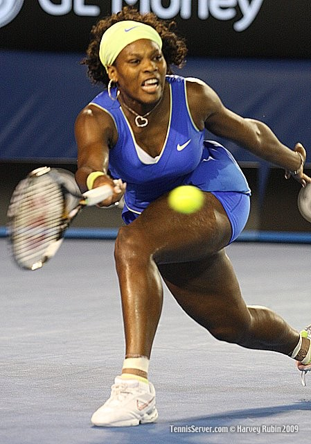 Tennis - Serena Williams
