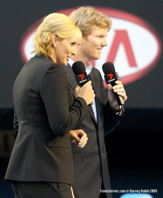 Tennis - Australian Open - Jim Courier