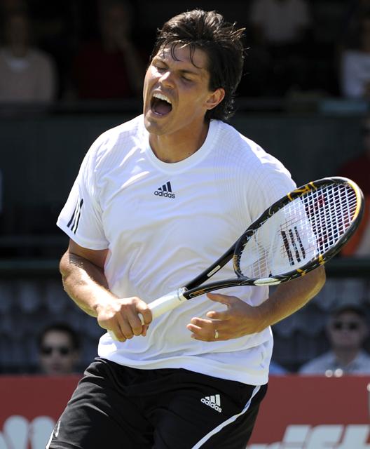 Tennis - Taylor Dent